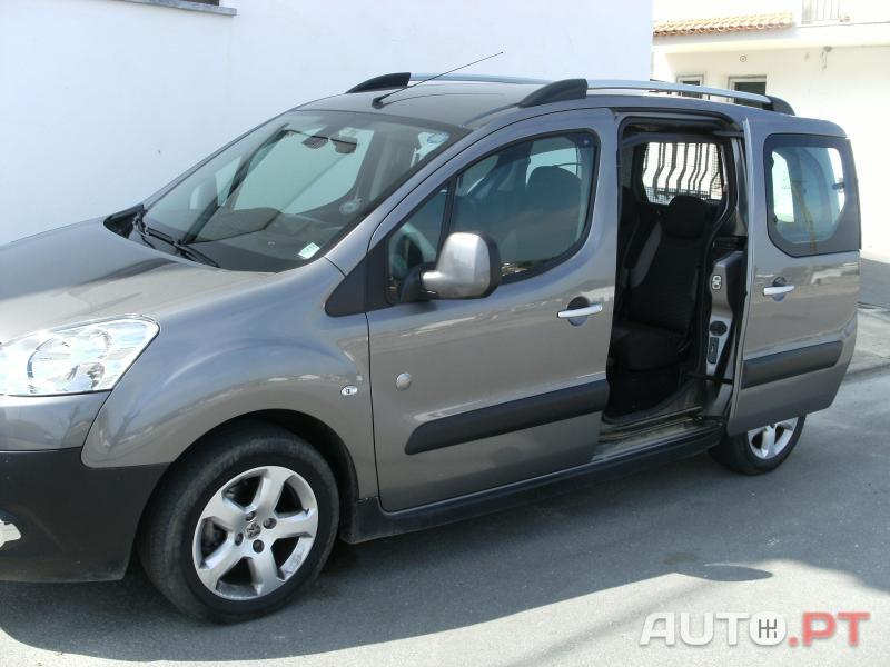 Peugeot Partner 1 6 Hdi Gasolina Beja Auto Pt