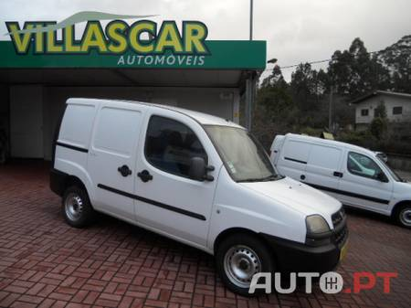 Fiat Doblo 1.3 M-Ject Cargo