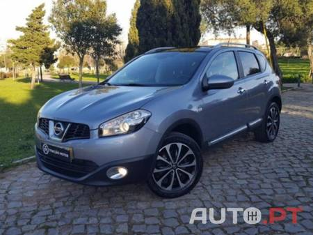 Nissan Qashqai 1.5 Dci ECO Accenta + Connect