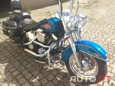 Harley Davidson FLSTC Classic