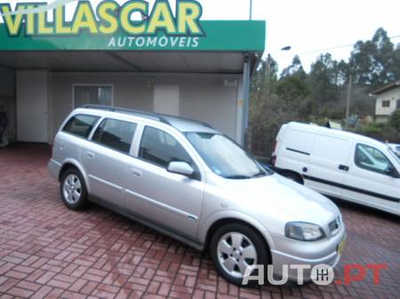 Opel Astra Caravan 1.4 i Club