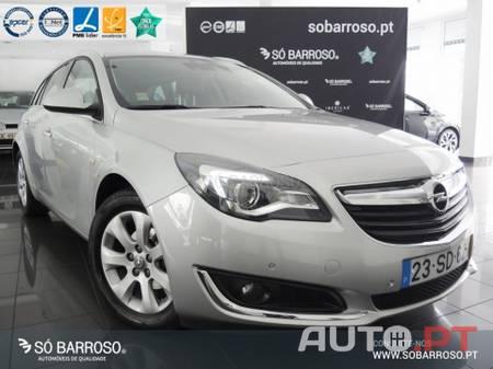 Opel Insignia Sports Tourer 1.6 CDTi Executive SS