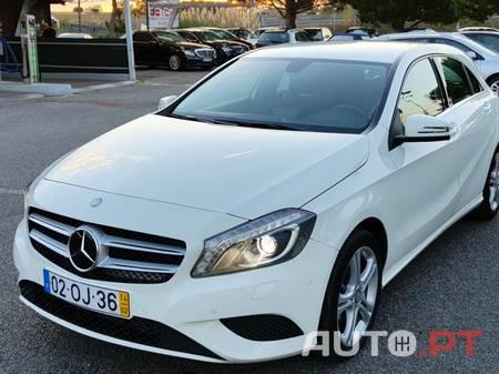 Mercedes-Benz A 200 CDI BE Urban