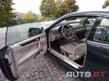 Mercedes-Benz CLK 230 Elegance