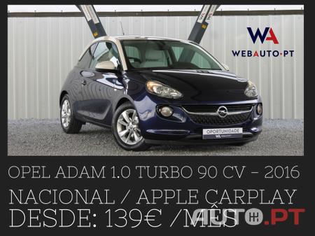 Opel Adam 1.0 Turbo 90 Cv
