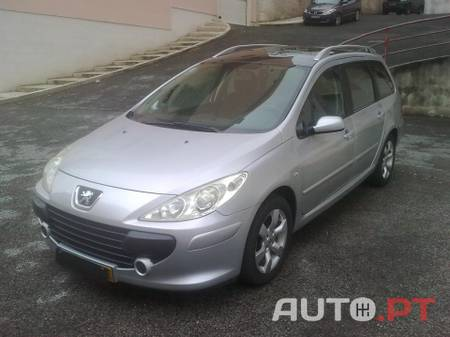 Peugeot 307 SW 1.6 HDI FAP Premium 110cv