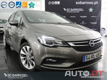 Opel Astra 1.6 CDTi Dynamic SS