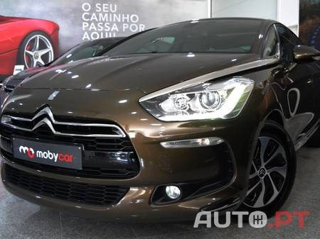 Citroen DS5 1.6 BlueHDi So Chic