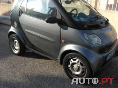 Smart City Coupe Pure