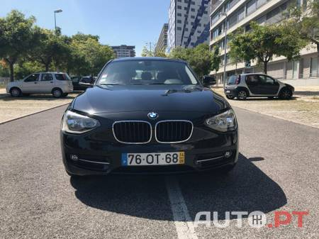 BMW 116 Efficient Dynamics SPORT