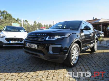 Land Rover Evoque 2.0 eD4 Pure