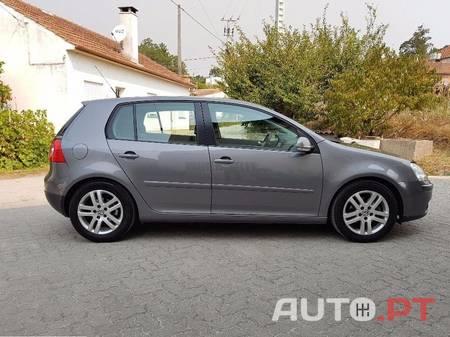 Volkswagen Golf 1.9 Tdi Bluemotion Confortline