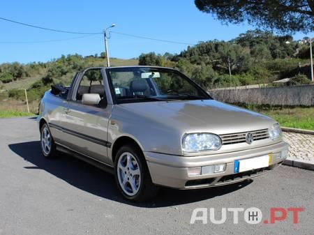Volkswagen Golf Cabriolet 1.9tdi
