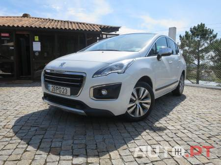 Peugeot 3008 1.6 e-HDi Allure 2-Tronic (GPS)