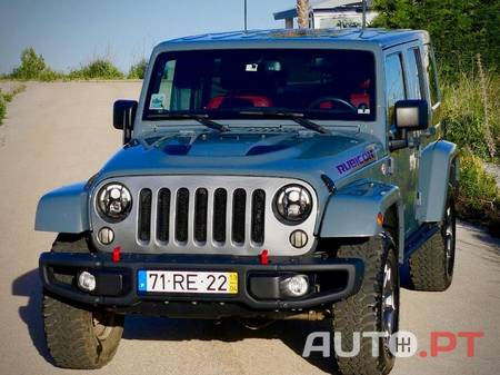 Jeep Wrangler 10th Anniversary Unlimited Rubicon