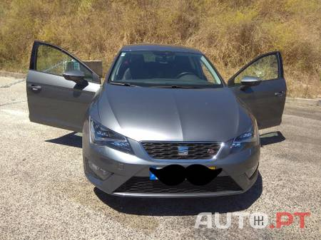 Seat Leon 2.0Tdi FR 150 cv
