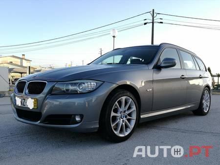 BMW 320 Touring Navigation