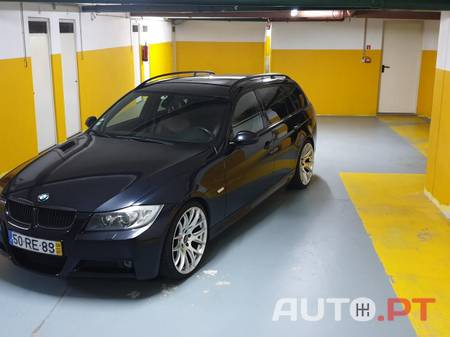 BMW 320 Touring Pack M