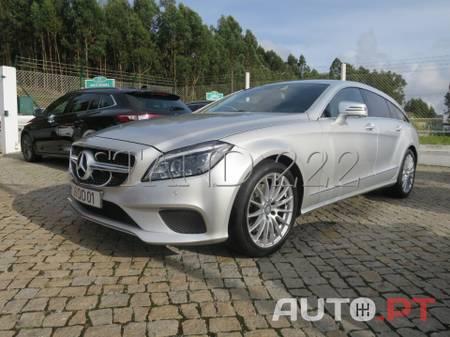 Mercedes-Benz CLS 250 d Shooting Brake (GPS)