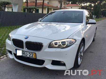 BMW 520 D Kit M Performance
