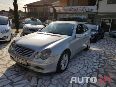 Mercedes-Benz C 220 SportsCoupe CDi Auto. Selo Barato