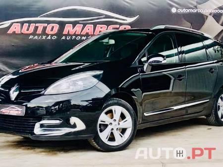 Renault Grand Scénic Bose Edition TV