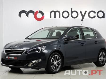 Peugeot 308 2.0 BLUE HDi ALLURE