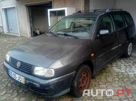 Volkswagen Polo familiar-carrinha