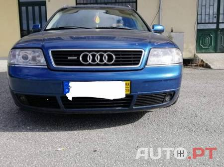 Audi A6 Avant FM6EAOR96P