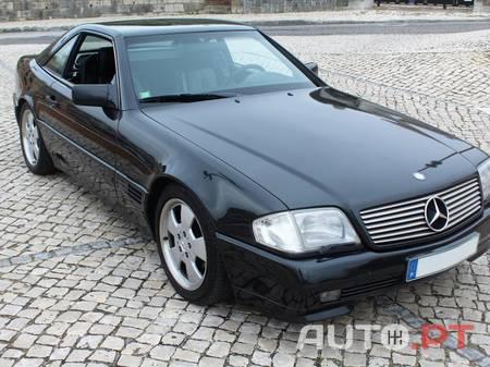 Mercedes-Benz SL 300 24V 2+2