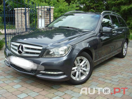 Mercedes-Benz C 220 BlyeEfficiency Avantgarde