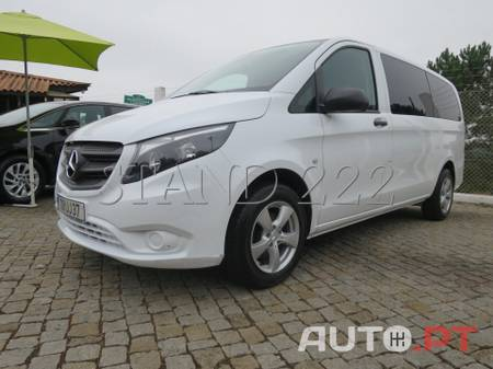 Mercedes-Benz Vito Tourer 111 CDi/32 PRO 9 Lugares