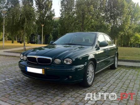 Jaguar X-Type 2.0 D Classic (Assistido Na Jaguar)