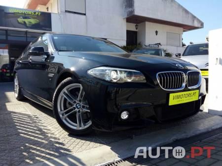 BMW 520 d Pack M (Nacional)