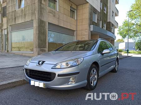 Peugeot 407 SW 1.8 Executive - Gasolina