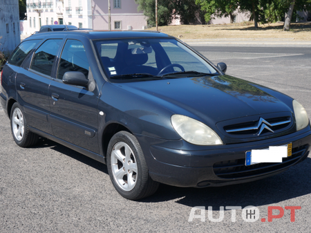 Citroen Xsara Break Exclusive