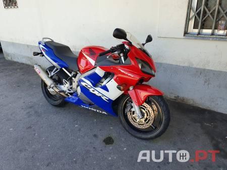 Honda CBR F I
