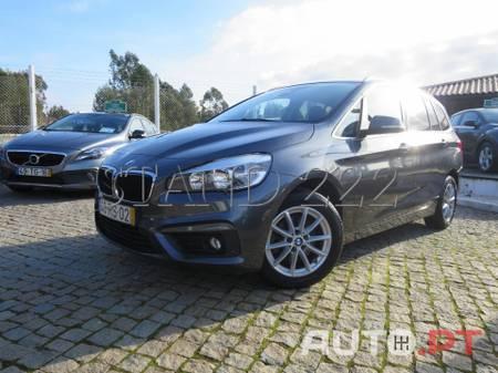 BMW 216 d Gran Tourer 7L Advantage (GPS)