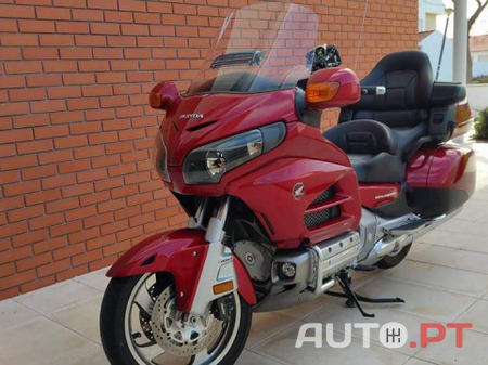 Honda Goldwing 2016