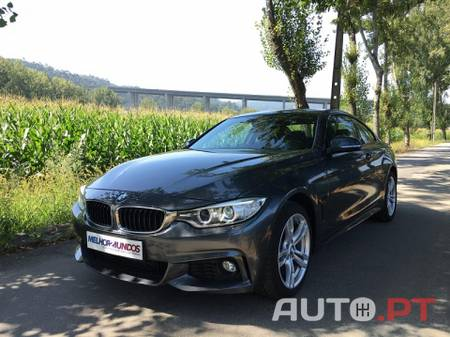 BMW 420 D xDrive Pack M
