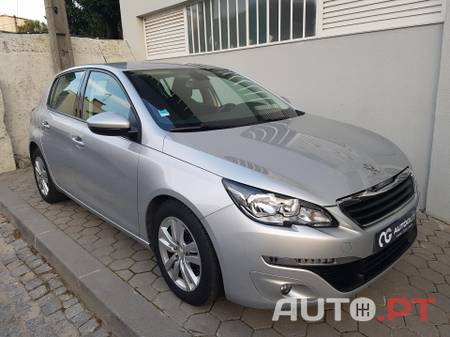 Peugeot 308 1.6 BlueHDi  S&S Active Business