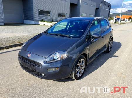 Fiat Punto Evo 0.9 TURBO