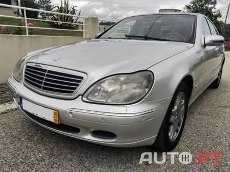Mercedes-Benz S 320 Avantgarde