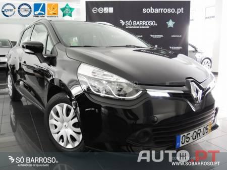 Renault Clio Sport Tourer 1.5 dCi Dynamique SS