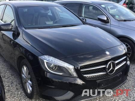 Mercedes-Benz A 180 cdi Urban Aut.