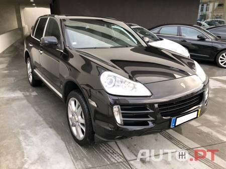 Porsche Cayenne S Triptonic