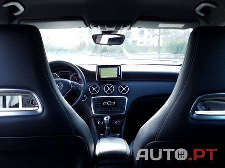Mercedes-Benz A 180 BlueEfficiency Edition