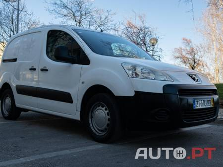 Peugeot Partner 1600 HDI