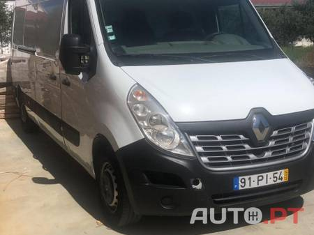 Renault Master VAR MAF4S; VER MAF4SF