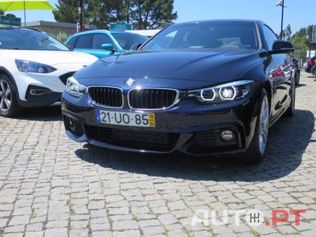 BMW 420 d Gran Coupé Pack M (GPS)